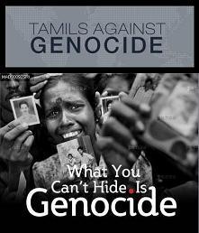visit  TamilsAgainstGenocide.org